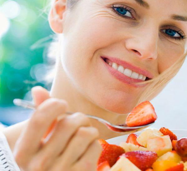 понизить холестерин питанием