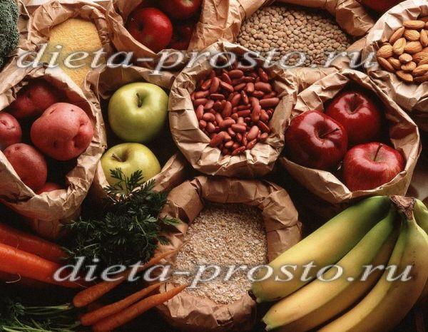 Лечебная диета  правильное питание