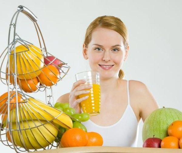 модные диеты и здоровое питание