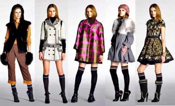 Модные тенденции в одежде 2014-2015, новые тенденции моды на сезон осень-зима-осень в России