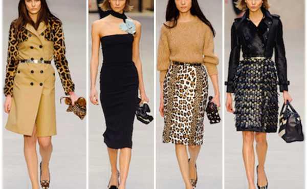 Тенденции современной моды / Модный гардероб