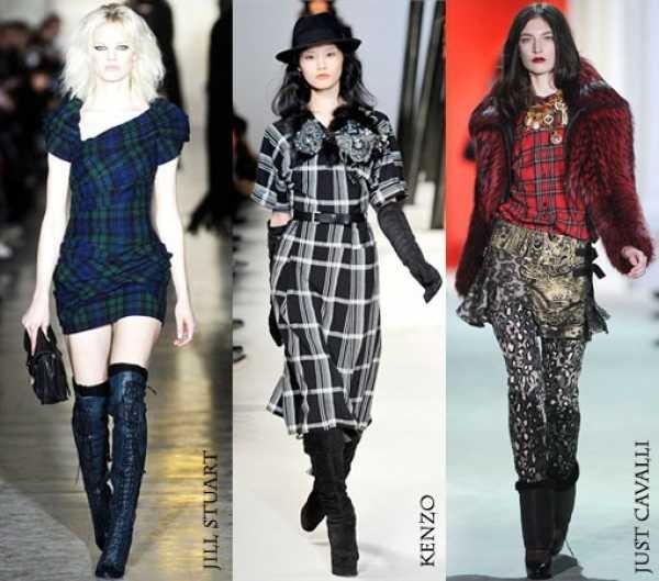 Тенденции моды осень зима 2015