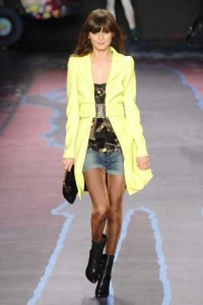 Мода лето 2014 фото обзор трендов