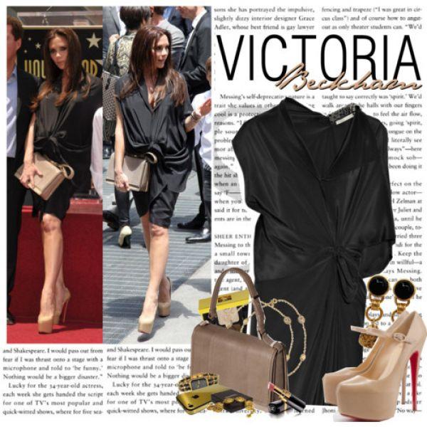 Звездный стиль Анджелины Джоли: Территория моды - мода на Relook
