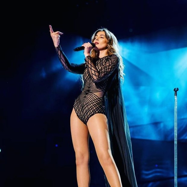 Армянка Ивета Мукучян была признана самой красивой участницей «Евровидение-2016»