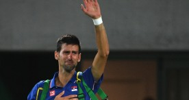 Первая ракетка мира Новак Джокович проиграл в первом круге Олимпиады