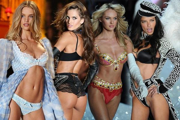 СЕНСАЦИЯ ! Victoria's Secret отказались от фотошопа